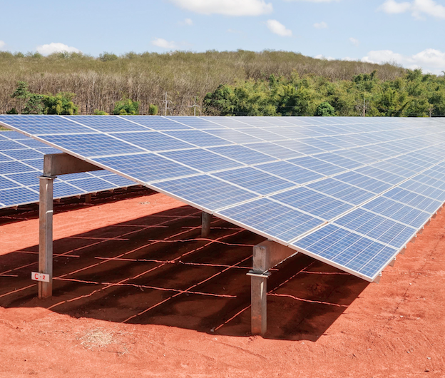 Chiang Rai Solar Farm
