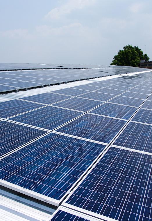Somdej Solar Power Plant