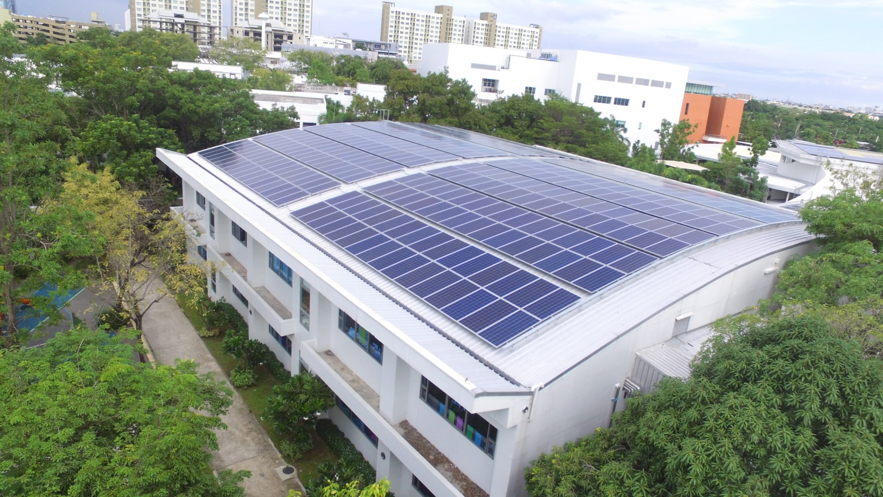 Solar cell Thailand, ebnergy saving solutions