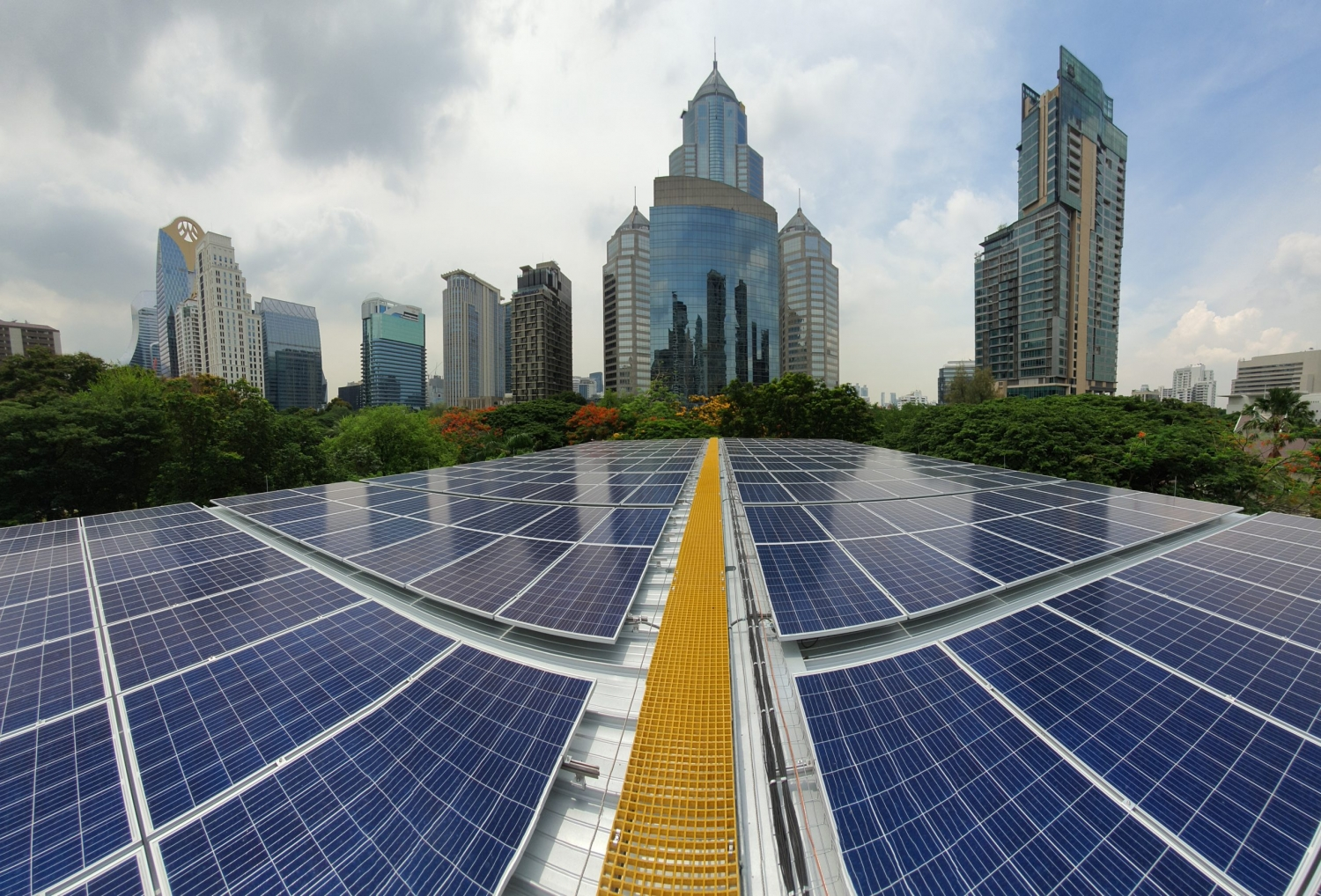 Solar cell Thailand, energy saving solutions