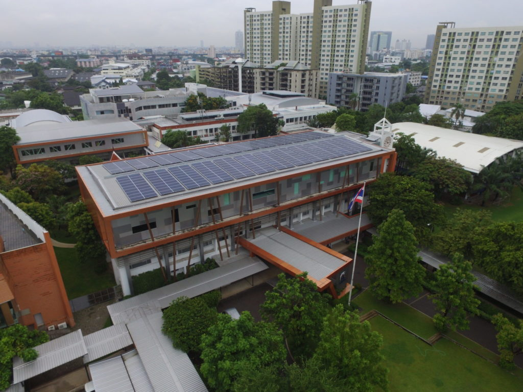 Bangkok Patana School and Energreen Asia