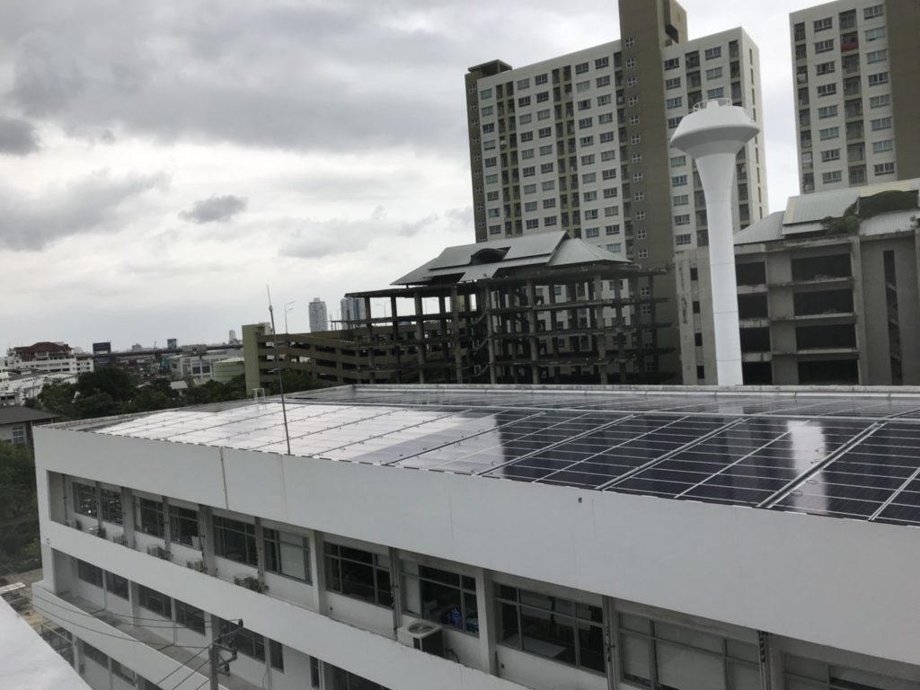 Bangkok Patana School Energreen Asia